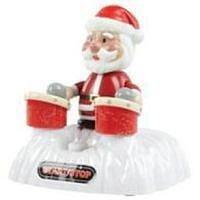 Bubnující Santa