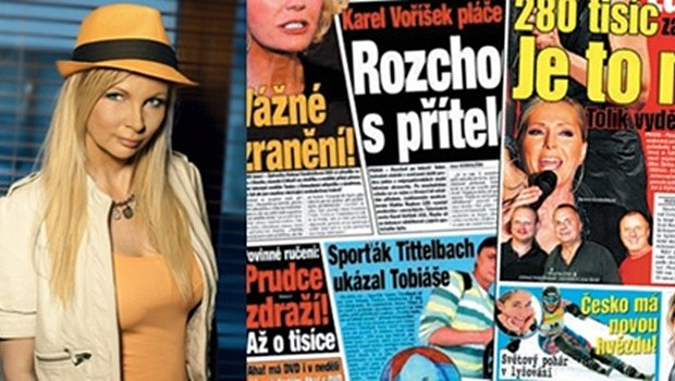 Zita Marinovová objasňuje Bludy z nudy - A zase ta Lucie...