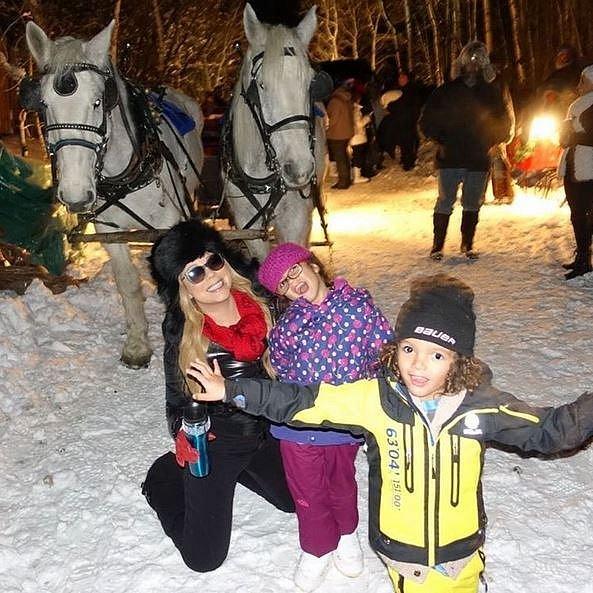 Mariah Carey bude jako již tradičně slavit Silvestr na horách, konkrétně v Aspenu.