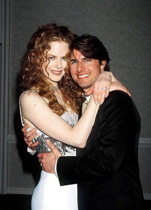Nicole Kidman a Tom Cruise - Days of Thunder (Bouřlivé dny)