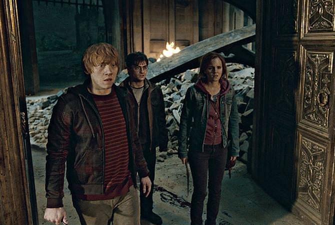 Harry Potter a Relikvie smrti 2