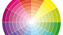 Barevné spektrum - najděte v něm barvu, která odpovídá barvě vašich očí. Barva a její odstíny, která se nachází na opačné straně spektra, je přesně ta, která vaše oči zvýrazní a dodá jim šmrnc.