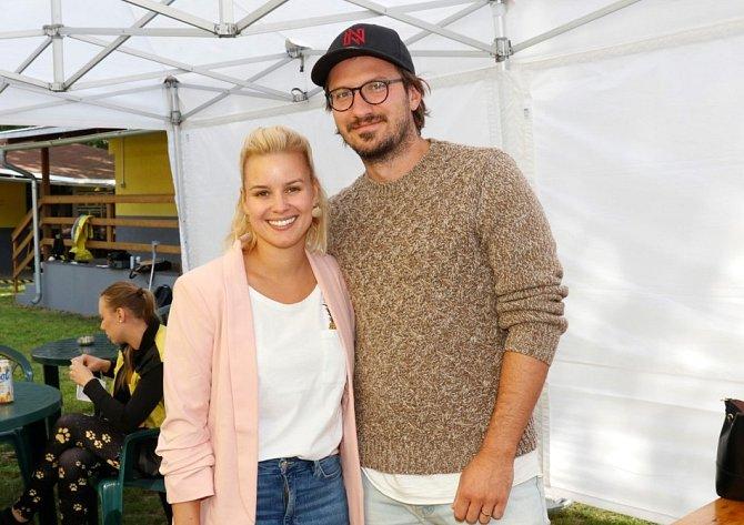 Patricie Pagáčová si Tibora vzala v červnu 2019, obřad proběhl v lese.