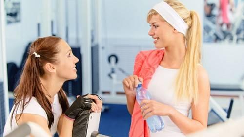Chcete sportovat a zhubnout? - Sedm nejlepších spojenců