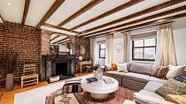 Brooklynský dům Norah Jones je velmi útulný.