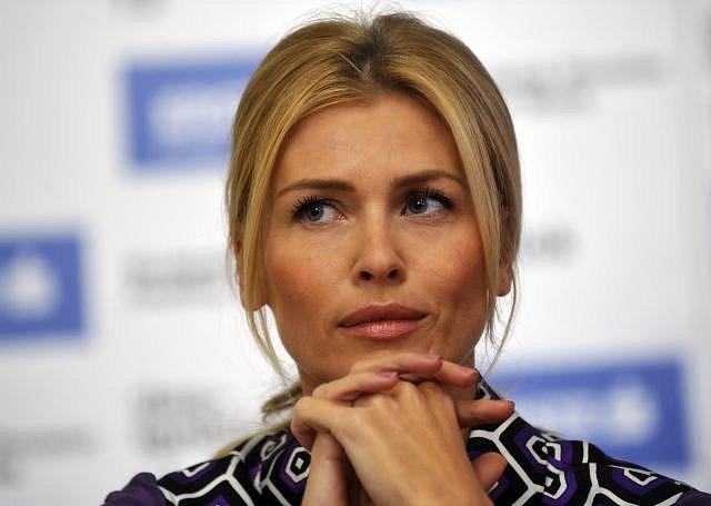 Daniela Peštová si zakládá na špičkové péči o pleť.