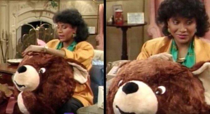 Phylicia Rashad - Jistě si pamatujete na The Cosby show, která byla u nás hitem v devadesátých letech. Představitelka hlavní ženské postavy během točení otěhotněla, a jelikož v seriálu vychovávala několik dospívajících dětí, tajila to.