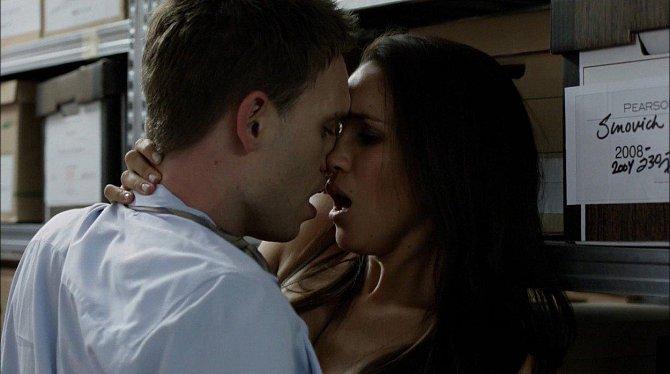 Meghan má na svém kontě i poměrně peprnou filmovou erotickou scénu.