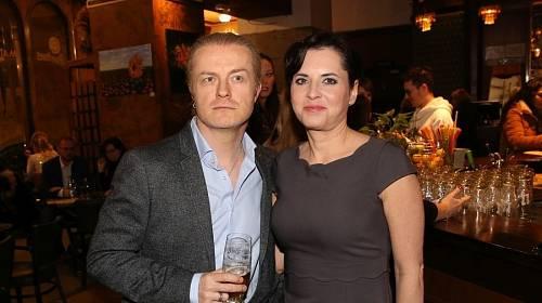 Pavel Šporcl a Barbora Kodetová Šporclová