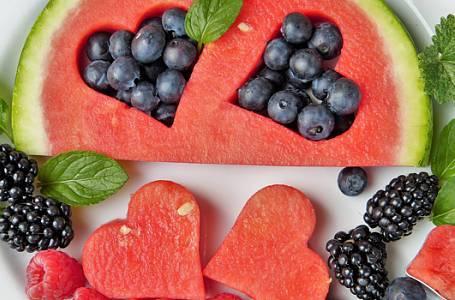 Děti a ovoce
