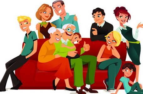 Jeho příbuzenstvo – Jak vycházet s každým z partnerovy rodiny