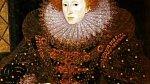 Královna Alžběta I. si zakládala na své bělostné pleti.