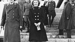 Eva Braunová a Adolf Hitler