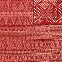 Šátek Indio meruňkovo-rubínový, Didymos
