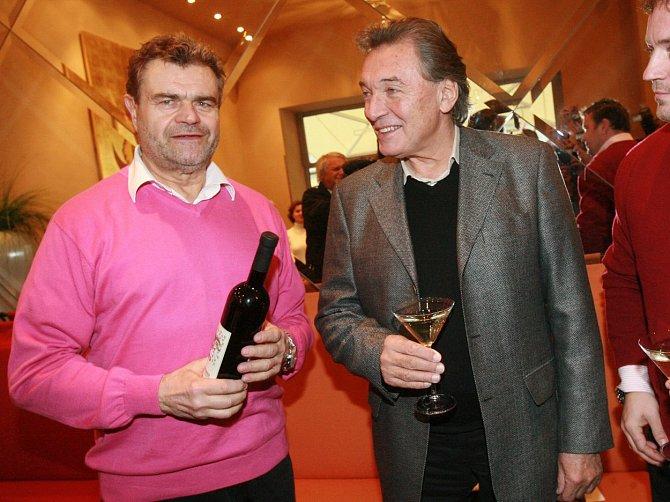 Karel Gott s Karlem Svobodou