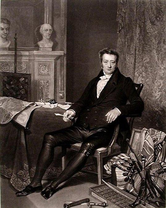 Alfred Edward Chalon (1780 – 1860), švýcarsko-anglický malíř