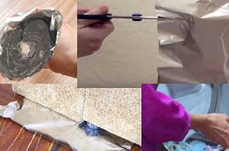 Jak využít alobal ve vaší domácnosti: 10 fantastických triků, které určitě neznáte!