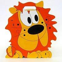 Odpadkový koš lev