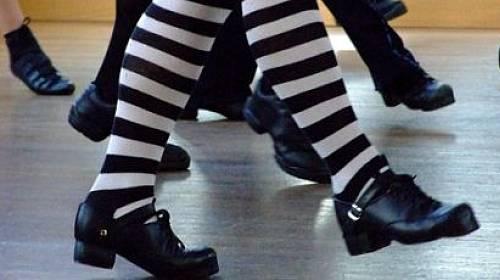 Fenomén irských tanců
