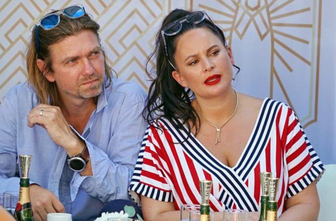 Jitka Čvančarová se nechala unést kouzlem Petra Čadka. Nyní už mají dvě dcery.