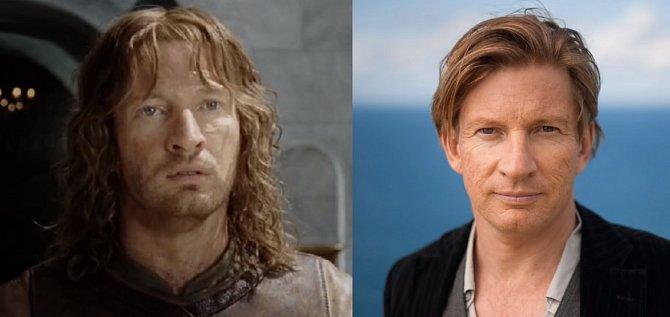 Faramira, bratra Boromira, hrál David Wenham, i on se uchytil spíše u seriálů, avšak z těch, v nichž hrál, bude českému divákovi známo jen málokterý.