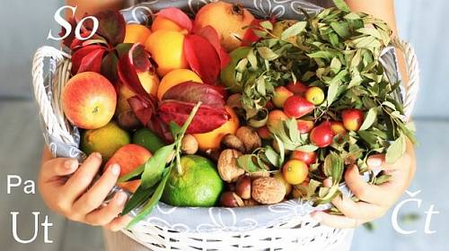 Ovoce podle dne narození