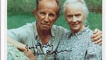 Hume Cronyn & Jessica Tandy