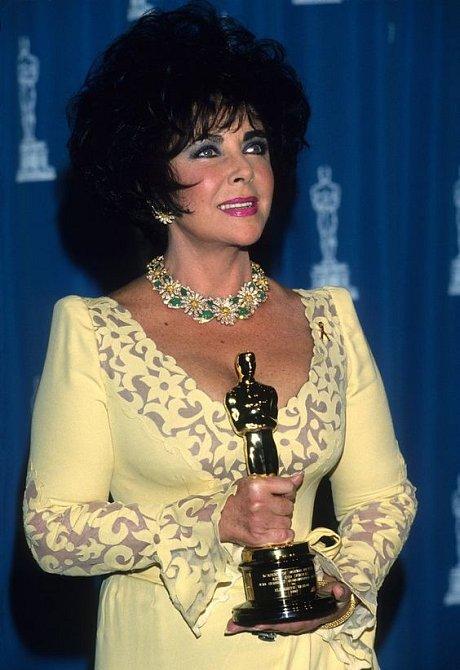 Elizabeth Taylor byla brilantní a nezapomenutelná herečka.