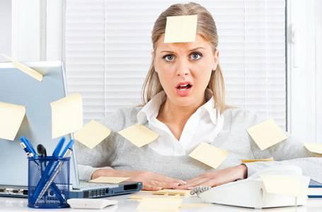 Test: Máte svůj pracovní stůl pod kontrolou?