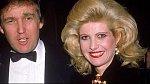 První žena Donalda Trumpa Ivana byla mladší o 3 roky, druhá žena Marla o 17 let...