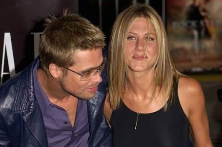 Brad Pitt a Jennifer Aniston