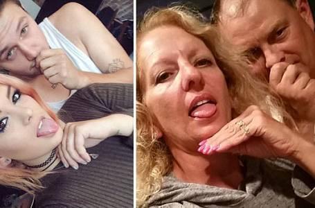 FOTOGALERIE: Když si rodiče dělají legraci ze svých pubertálních dětí…