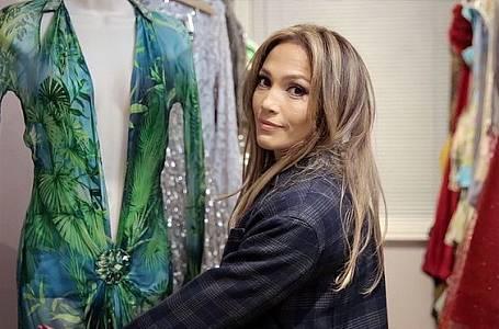 Jennifer a její ikonický model.