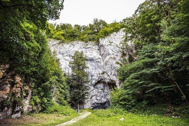 Býčí skála je druhý nejdelší jeskynní systém v České republice