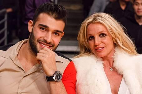 Sam Ashgari Britney Spears