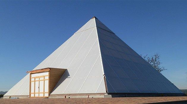 Navštivte relaxační pyramidu