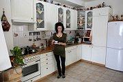 V kuchyni kraluje hlavně Monika.