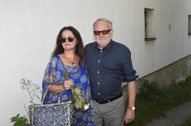 Luděk Sobota a Adriana Sobotová tvoří jeden z nejstabilnějších párů českého šoubyznysu.