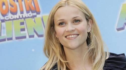 Americká herečka Reese Witherspoon se chystá podruhé pod čepec