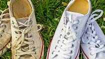 Špinavé boty nejsou dobrou vizitkou.