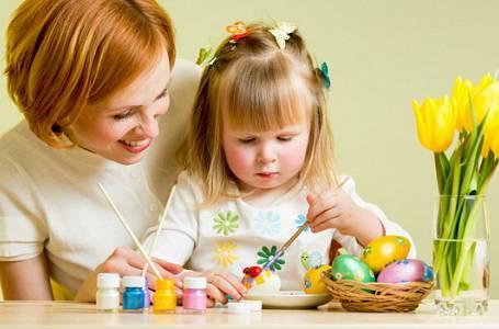 Velikonoční tipy pro maminky