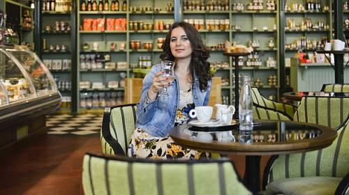 Kafe.cz představuje: Café Amandine - brasserie ve francouzském stylu