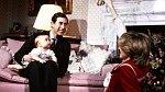 Rodinná idylka s prvorozeným synem Williamem