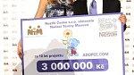 Exkluzivní charitativní módní přehlídka Nadace Terezy Maxové dětem
