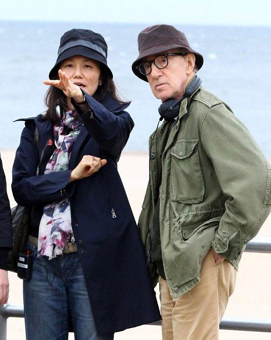 Woody Allen a jeho žena Soon-Yi