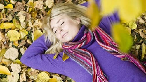 Jak na podzimní deprese