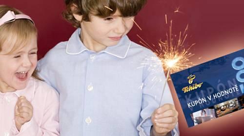 Přispějte do fotogalerie Vánoce a vyhrajte kupón TCHIBO v hodnotě 500 Kč