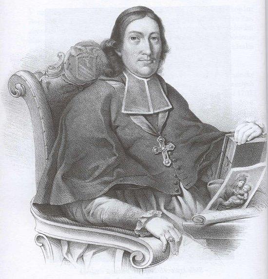 Tobiáš Jan Becker (1649 – 1710), katolický kněz a pátý královéhradecký biskup