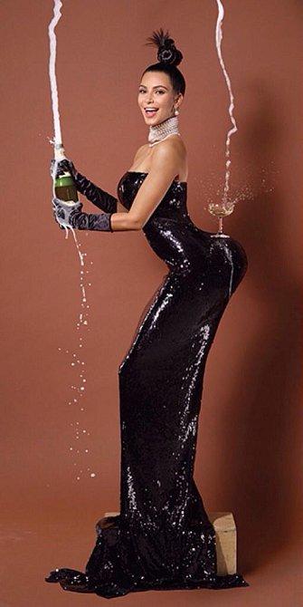 2010 - Kim Kardashian