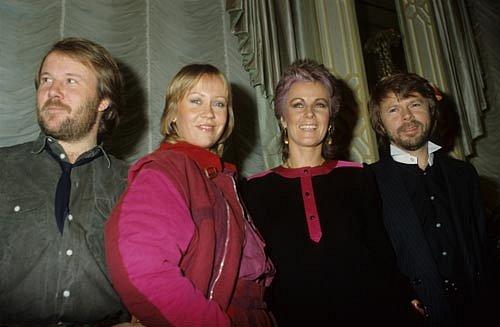 Skupina ABBA